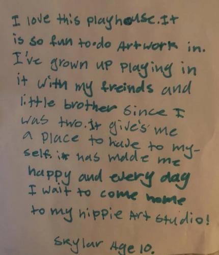 Kids Testimonials