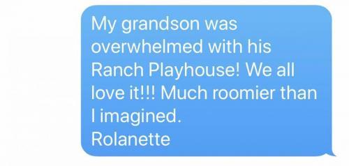 Testimonial Rolanette in Texas